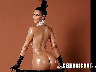6:26 - Kim Kardashian Latina Celebrity Pussy On Show -