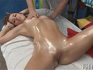 5:45 - Free porn massage -