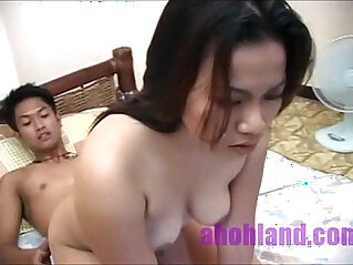 17:34 - Manila Exposed Raven TAG hardcore couple hotel room making love licking boobs blowjob creampie rid -