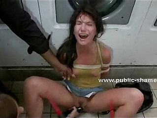 4:39 - Teen is humiliated and abused -