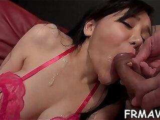5:49 - Racy sexy japanese blowbang -