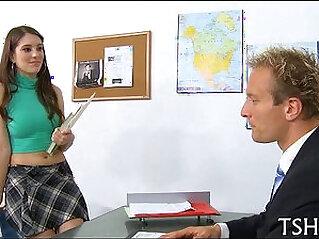 7:40 - Amoral schoolgirl fuck -