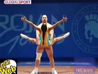 1:44 - gymnastique sexe WTF fun -