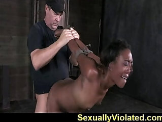 7:03 - Chanell gets wrecked and helpless pt -