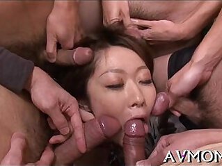 5:06 - Horny mom gets kinkly with sex toy -