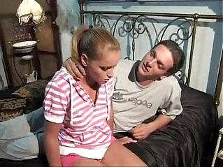 36:21 - Preciosa ten rubia se la mama al padre -