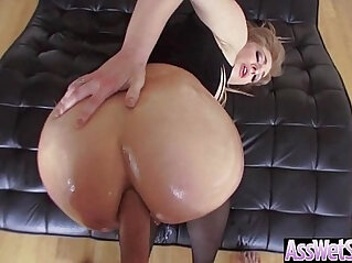 6:41 - Big Ass Girl Dahlia Sky Get Oiled Up And Hard Analy Nailed On Cam 18 -