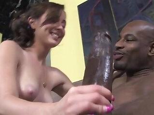 5:58 - Interracial slut fucked hard fuck blowjob -