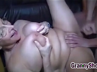 15:30 - Granny With sexy Glasses Wants To Be Fucked -