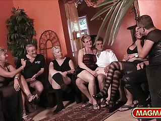 13:23 - German Mature Swinger Couples -