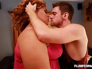 6:07 - Lovely Latina SSBBW Ashley Heart First anal Hardcore interracial gangbang Fuck -