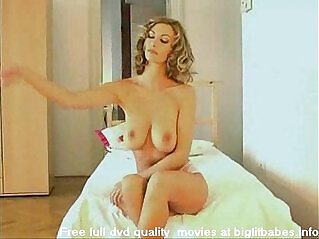 8:39 - Glamour blonde stripping masturbating -