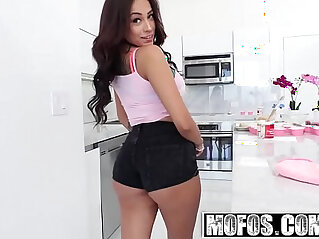 8:38 - Mofos Latina Sex Tapes Busty Colombians Sweet Striptease starring Jamie Valentine -