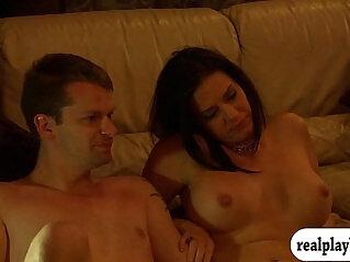 5:56 - Swingers swap partners and hot groupsex in the bedroom -