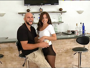 7:07 - Naughty and sensual oral job stimulation -
