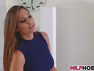 8:48 - Stunning Stepmother Is A Sexy Teacher -