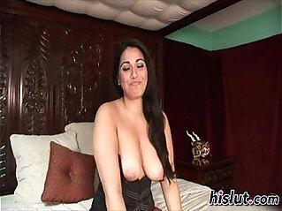 13:25 - This slut has big boobs -