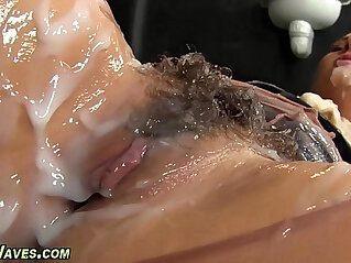 11:07 - Glam hottie gets fucked and creamed -