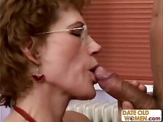 19:57 - Fine Older Woman and Younger Student -
