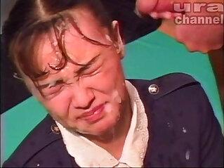 16:25 - Shuttle Japan ZB Bukkake Milkies, More Semen! Stewardess uncensored -